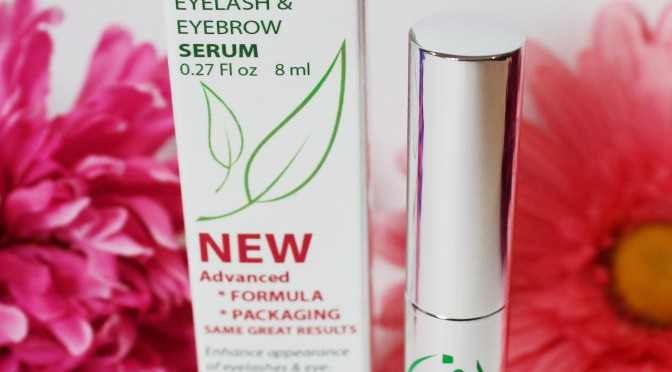 new fysiko eyelash serum package