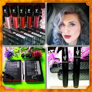 Younique makeup collection